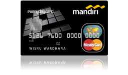 Kartu Kredit Golf Card Bank Mandiri